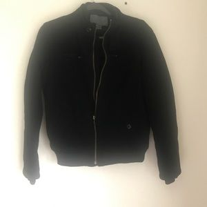 Men's bomber Moto jacket size small